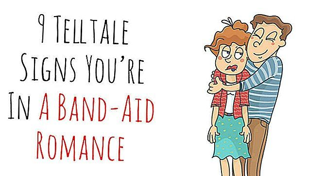 9 Telltale Signs You - re In Band-Aid Romance