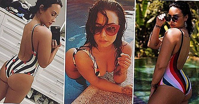 Demi Lovato est la perfection (46 photos)