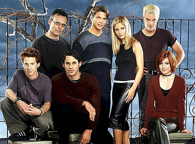 Buffy The Vampire Slayer: Hol vannak most?