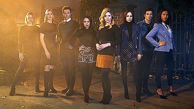 Revue télé: Pretty Little Liars: The Perfectionists - sur Freeform