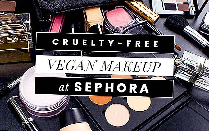 Vegan Makeup hos Sephora (Ingen moderselskabstestning)